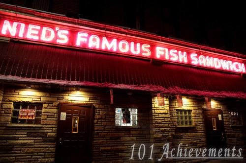 Nied's Famous Fish Sandwiches