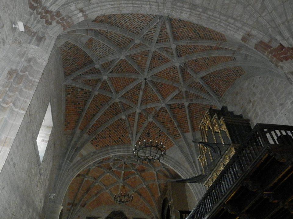Interior de la iglesia Nuestra Señora de la Asunción, Villahermosa. Autor, Miguel Andújar
