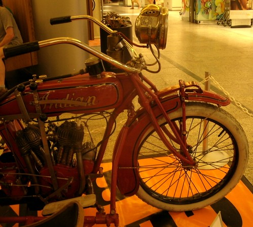 Harley Davidson Indian 2