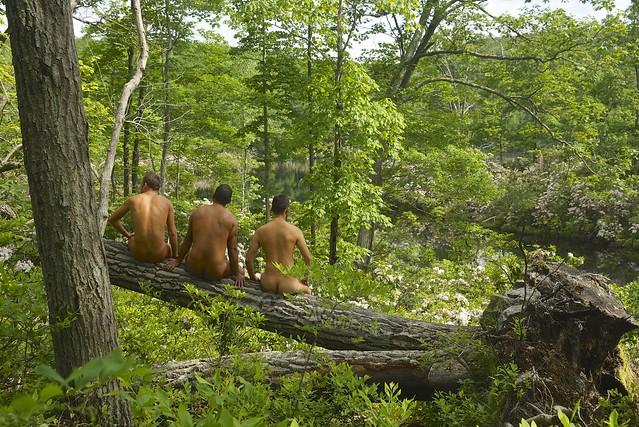 naturist 0004 Harriman State Park, NY, USA