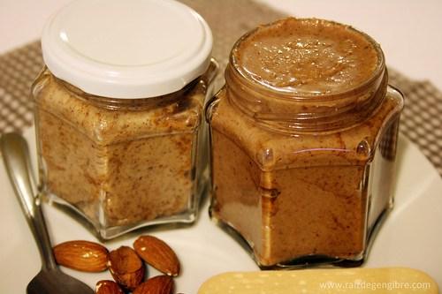 234. Manteiga de amêndoas