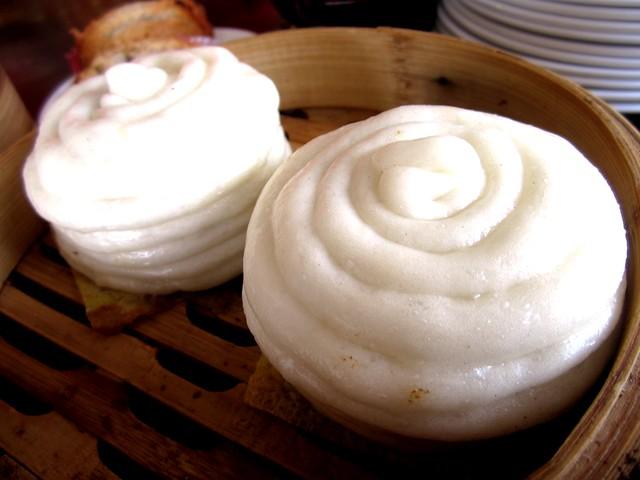 Cylindrical buns 1