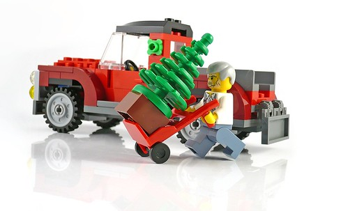 40083 Christmas Tree Truck 13