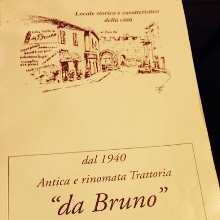 Antica Trattoria da Bruno Pisa