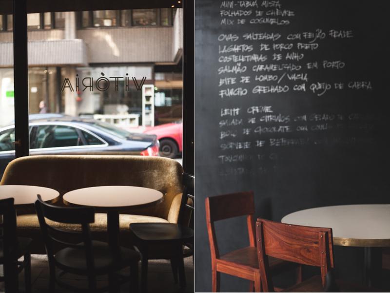 Café Vitória, Porto