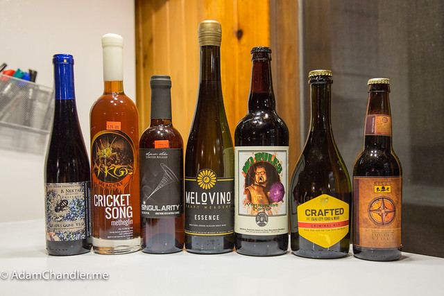 Beer / Mead Haul, 6-9-2016