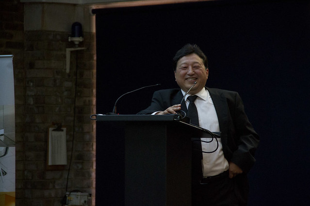 GEZE UK - An evening with Professor Eun Young Yi