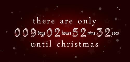 Countdown to Christmas 2013