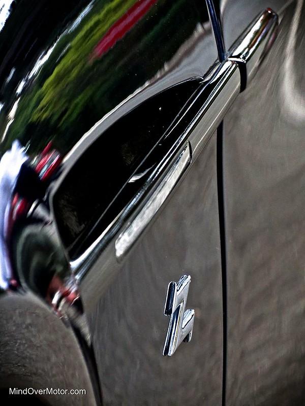 Aston Martin Zagato Badge