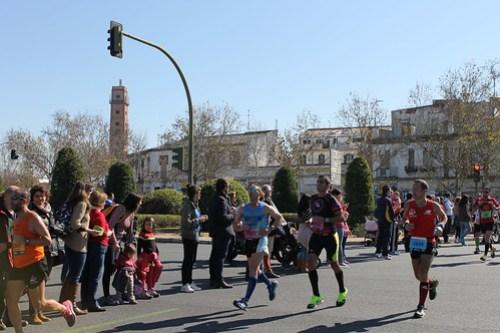 2014.02.23.367 - SEVILLA - Calle Torneo - (XXX Maratón de Sevilla)