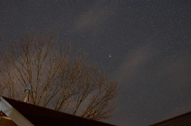 Comet Lovejoy (C-2014 Q2) on February 12, 2015