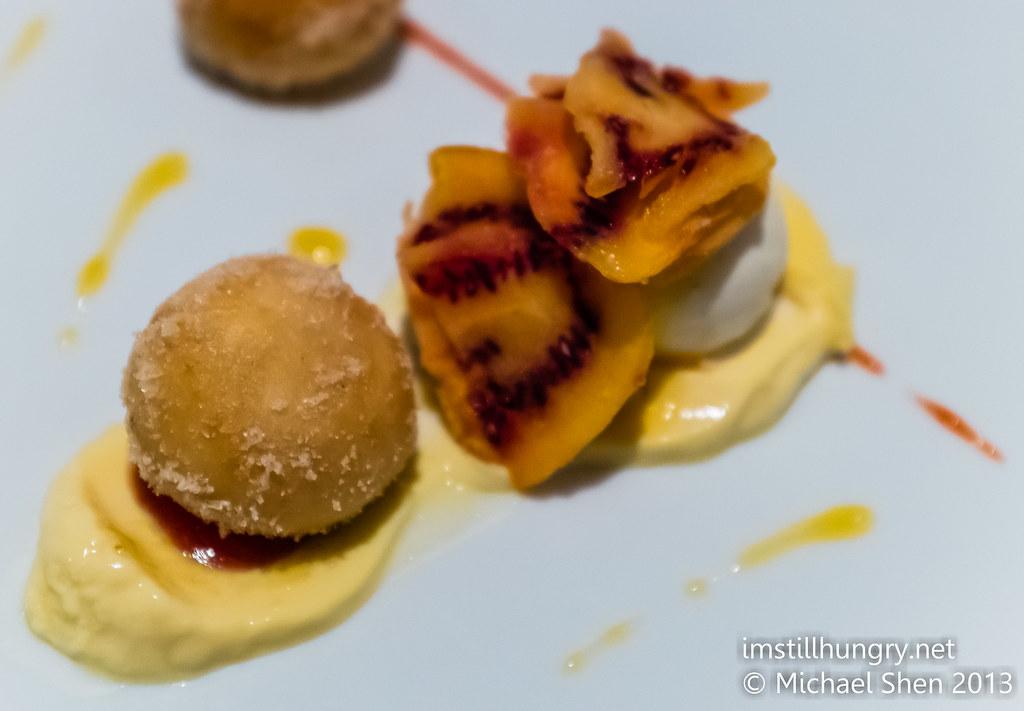 Foveaux dessert doughnuts