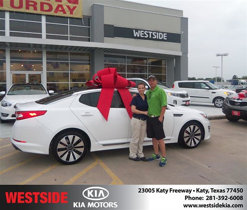 Happy Birthday to Angela Liles from Suliveras Wilfredo and everyone at Westside Kia! by Westside KIA