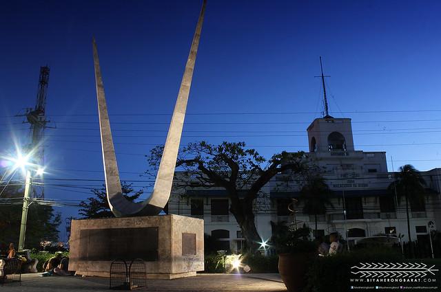 Cebu Veterans Memorial and Malacañang sa Sugbo Cebu City