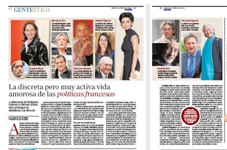 14b28 Política francesas con vida amorosa intensa y discreta