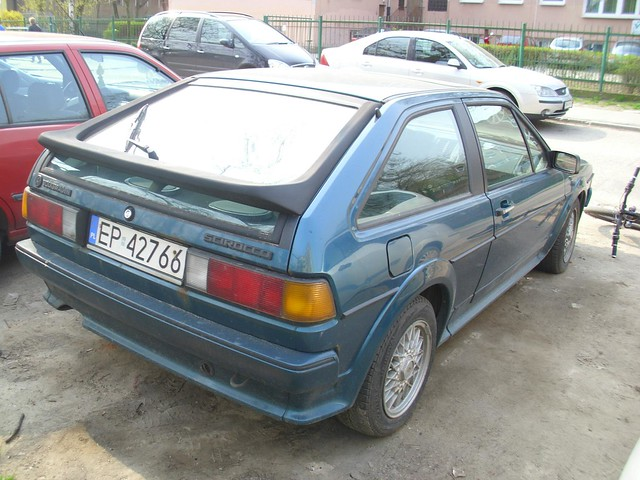 1984 Volkswagen Scirocco Fuse Box Diagram