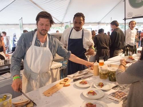 Union Crew at Toronto Taste 2013