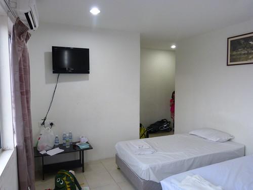 The Small Inn room