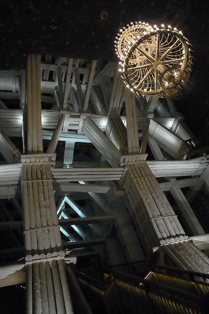 Salzbergwerk Wieliczka