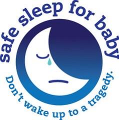 Safe Sleep for Baby logo