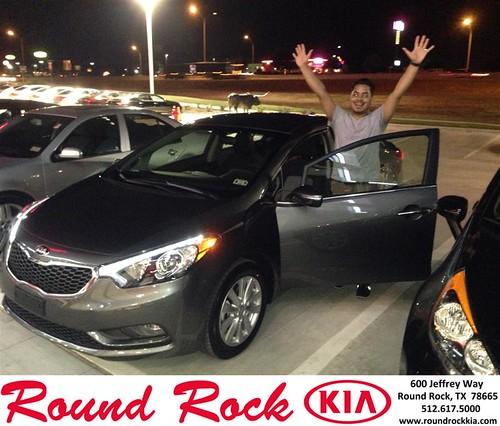 Happy Birthday to Ruben  Rosales from Anthony Mancini and everyone at Round Rock Kia! by RoundRockKia