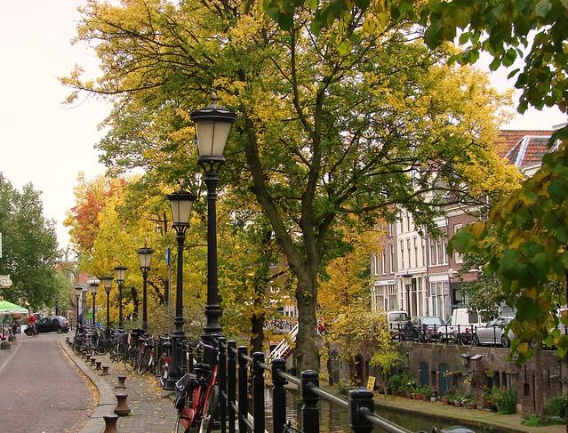 Herfst in Utrecht