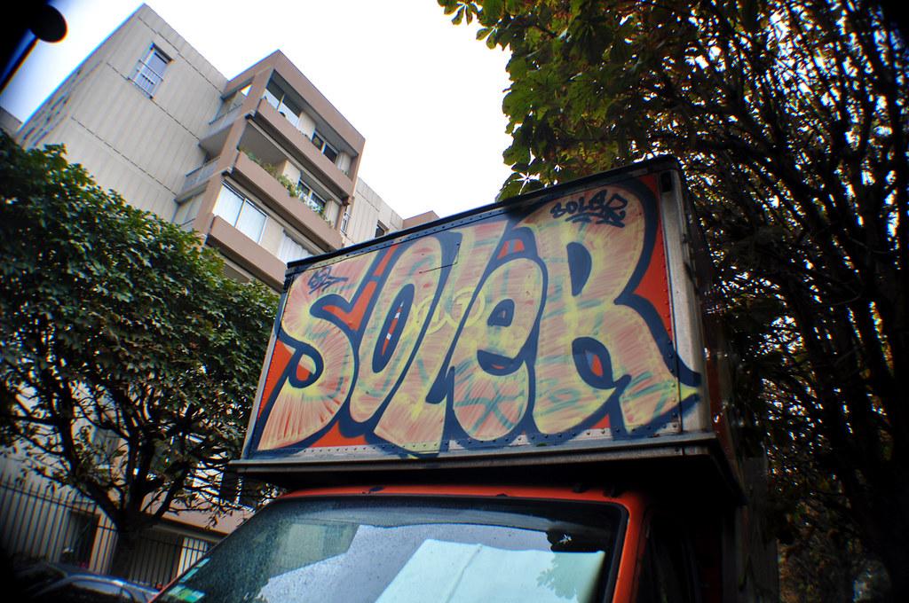 Soler camion