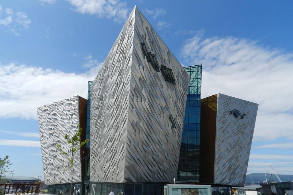 Museo del Titanic Belfast Ulster Irlanda del Norte 01