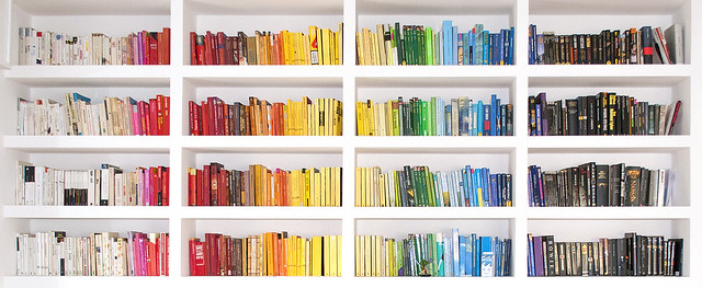 Bookshelf spectrum 2.0 - mission accomplished!
