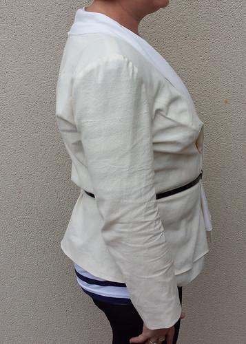 Lekala jacket muslin