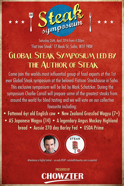 Steak Symposium