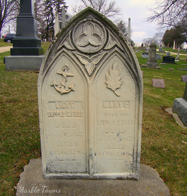 Supply and Mary Foss-Linwood Cem