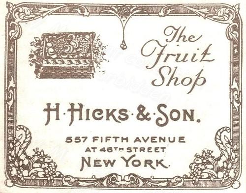 1920 Advertisement.