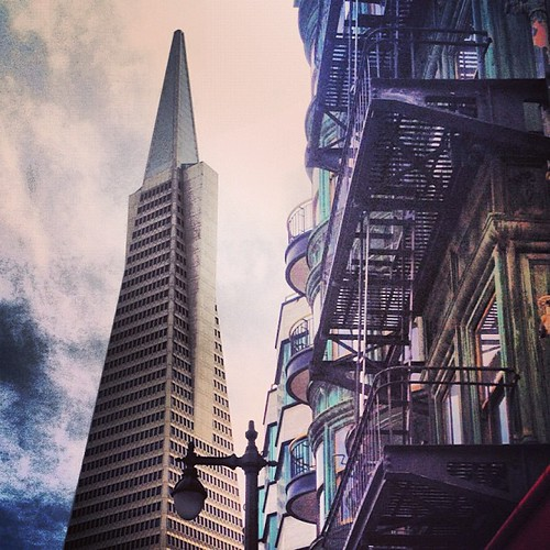 Transamerica Tower by @MySoDotCom