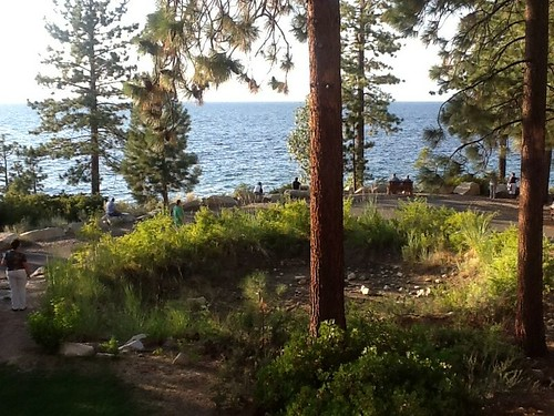 Lake Tahoe  -- Zephyr Point