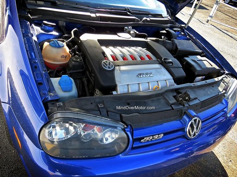 2004 Volkswagen Mk4 Golf R32 3.2L VR6 Engine by Mind Over Motor