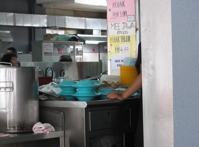 YummyKafe rojak stall