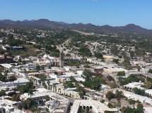 Elevation Map Of Hermosillo Sonora Mexico - Topographic