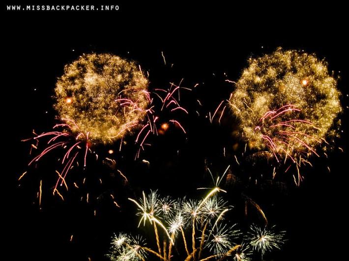 Platinum Fireworks Exhibition