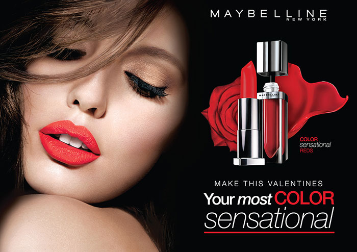 Maybelline Color Sensational Reds Date A Hunk This