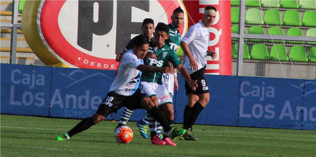 Santiago Wanderers 1(4)-1(3) Deportes Antofagasta