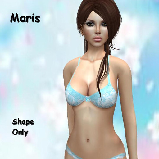 Maris - External Appearance Shapes - FabFree Designer of The Day
