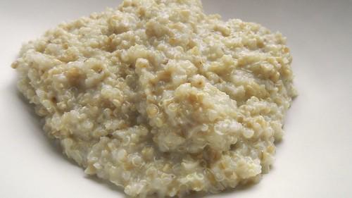 Quinoa Oatmeal 15