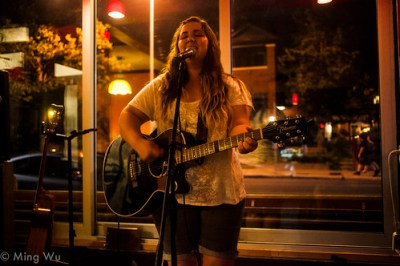 Gillian Nicola @ The Daily Grind Arts Cafe