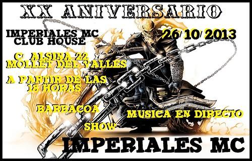XX Aniv. Imperiales MC - Mollet del Valles