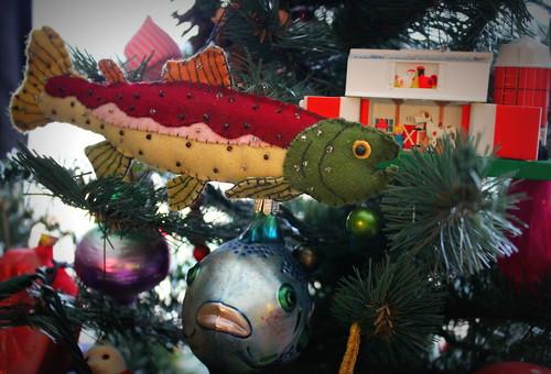 20131122. Christmas tree goodness.