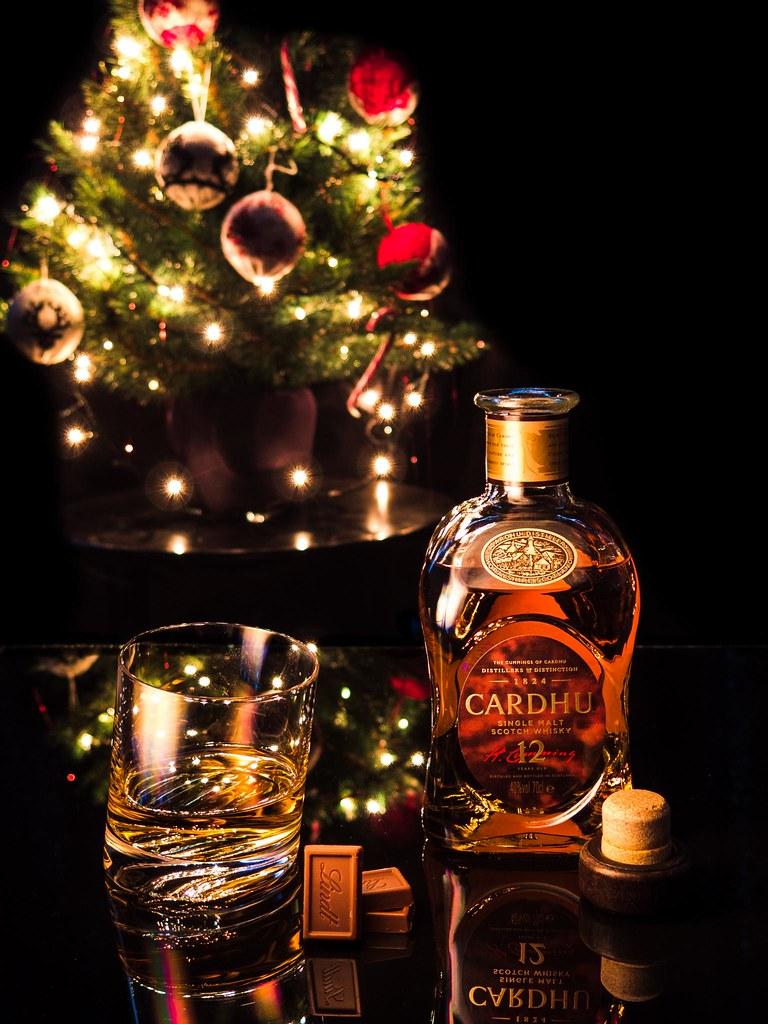 Cardhu Whiskey