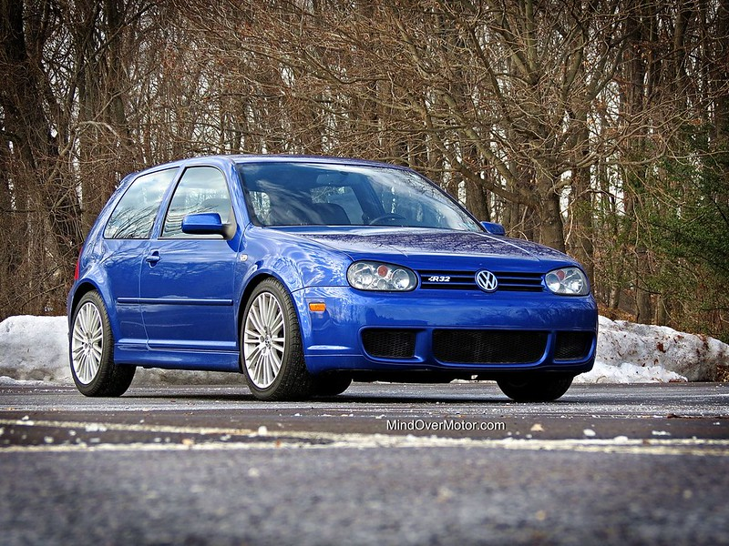 2004 Volkswagen Mk4 Golf R32 reviewed by Mind Over Motor