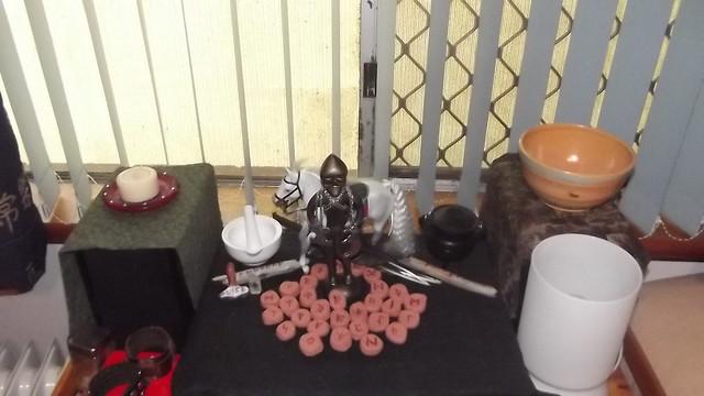Woden's shrine