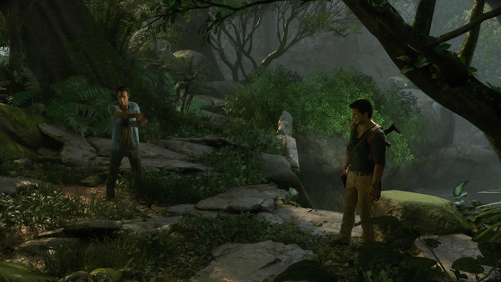Troy Baker Talks About Replacing Todd Stashwick In Uncharted 4: A Thief's End 1